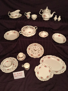 "Royal Albert ""Tranquillity"" China-Made in England"