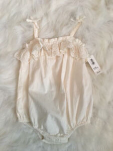 Old Navy bubble outfit