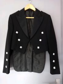 Gents Kilt and Prince Charlie Jacket and Vest