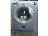 Candy Washing Machine-Silver