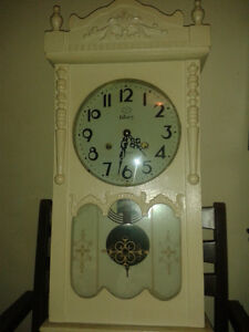 Morning Glory Clock