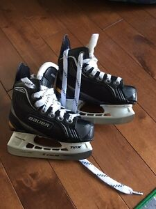 Bauer skates size 9