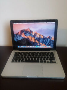 Macbook pro in excellent mint condition with latest MacOS Sierra