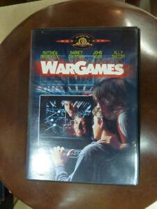 War Games- 1983 Movie DVD -Matthew Broderick