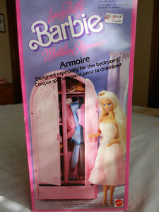 Barbie Armoire