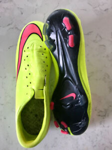 Nike Mercurial Soccer Clears size 4.5