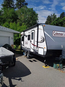 2014 Dutchman Coleman 192rd travel trailer