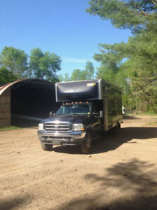 2002 Ford F-550 4x4 *Certified/E-tested*