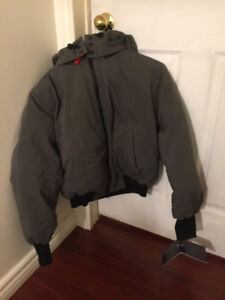 Boys winter jacket.
