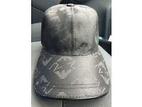 Armani men's cap amazing value unwanted gift