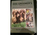 The dog groomers manual