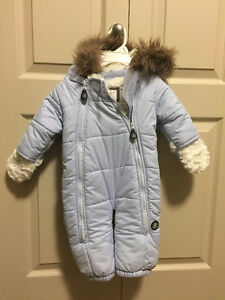 Kushies Snowsuit for 6 months old, 12-17 lb, 5-8 Kg