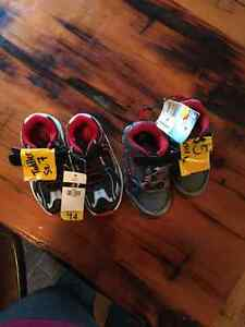 Toddler size 7 runners (or daycare indoor shoes) Kingston Kingston Area image 1