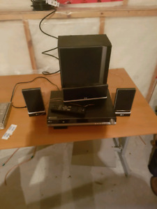 LG home theater sound system