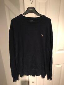 Men's Gant Knitted Jumper