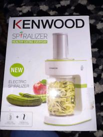 Electric Spiralizer