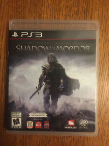 Shadow Of Mordor - PS3