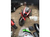 Derbi gpr 50 race moped rs low miles project