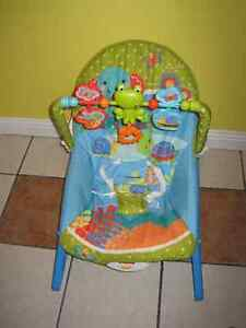 Fisher-Price Infant-to-Toddler Rocker / Bouncy Chair St. John's Newfoundland image 1