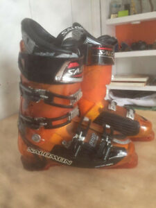 Bottes de ski Salomon Custom fit race