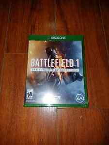 Battlefield 1 XBOX ONE(Early Enlister Deluxe Edition) - $60