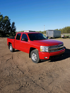 2008 silverado LTZ 5.3 fully loaded