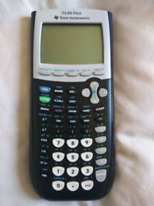 Calculatrice Texas Instruments TI-84 Plus Graphing Calculator