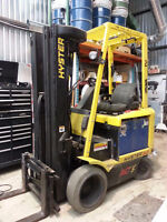 lift hyster 4 stages 36 volts