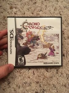 Chronotrigger Complete for Nintendo Ds