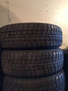 2x pneus hiver 185/65R15 fédéral Himalaya ws1