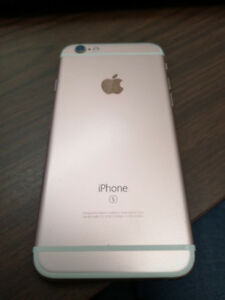 Rose Gold iPhone 6