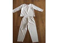 Little White Company girls pyjamas age 3-4