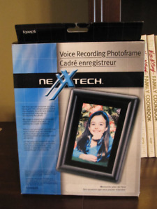 Voice recording 5x7 Phot Frame BRAND NEW IN ORIGINAL PACKAGE