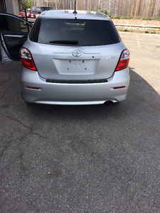 2012 Toyota Matrix Wagon