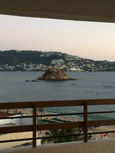 Acapulco Beachfront Condo For Sale