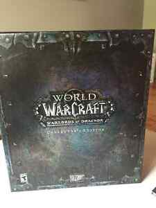 WOW - World of Warcraft collector's edition - new in box!
