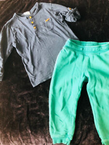 Boy clothes size 2-3T. Zara, Lucky 7, Nike and more