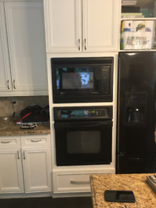 GE Profile Built-In Microwave 27 inch