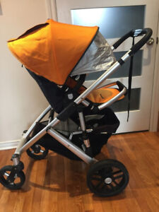 Uppababy Vista 2014 brand new seat and frame