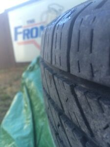 4 Small car all season tires 185/65R13