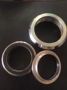 """NEW Stainless Steel Dairy Fitting -Adapter & 2' of 2""""SS Pipe Kingston Kingston Area image 2"""