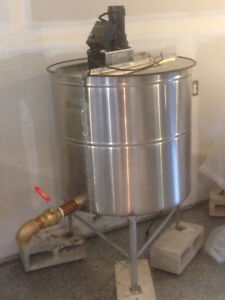 Beekeeping- Dadant Honey Extractor