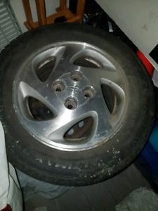 Mag de Toyota corolla 2001