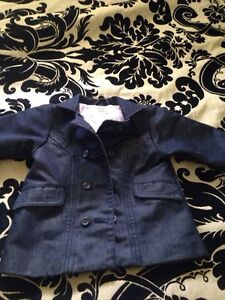 Baby gap dress coat