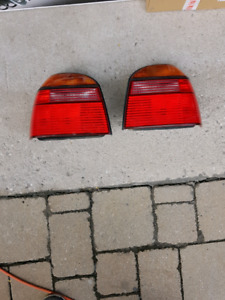 Mk3 tail light's