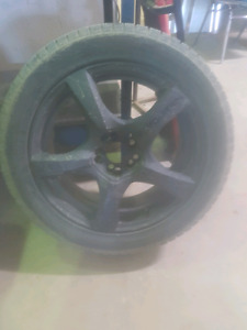 Rim and Tires for Sale