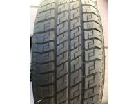 Michelin tyre on Mercedes wheel 195-65-15 MXV3A
