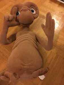 12'' Talking ET doll in perfect condition