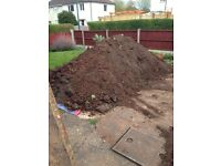 Soil free for collection