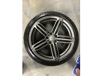 """*EXTREMELY RARE* 2013 19"""" Triple spoke RS6 alloys"""